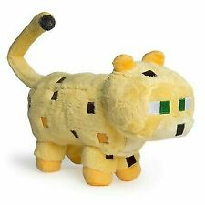 "Minecraft 14"" Ocelot Plush Medium Stuffed Animal Jinx"