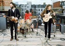 Beatles Concert Live in Person Vintage Metal Sign Plaque Home Pub Studio Decor
