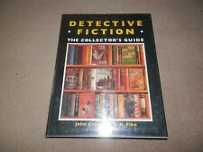 Detective Fiction John Cooper B A Pike 1st Edition collector's guide Hardback