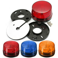 NE_ IG_ Round Security Alarm Strobe Signal Safety Warning Flashing LED Light Lam