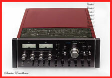 SANSUI REPAIR SERVICE CA-3000 CA-2000 PREAMP REPAIR  RESTORATION CHERISH44