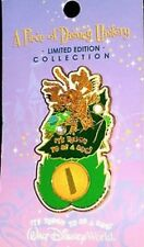 Disney Pin: Piece of Disney History 2005 It's Tough To Be A Bug Hopper (LE 2500)