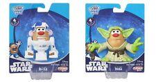 Playskool Star Wars Mr Potato Head R2D2 Yoda Lot of 2