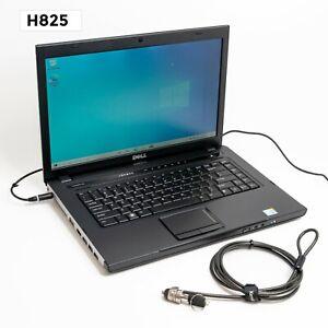 """DELL VOSTRO 3500 15.6"""" LAPTOP i3-370M 4GB 320GB WIN 10 HOME WEB CAM H825"""