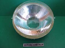 LAMBRETTA CEV 120 LI TV FANALE PARABOLA FARO HEADLAMP ANTERIORE HEADLIGHT GLASS