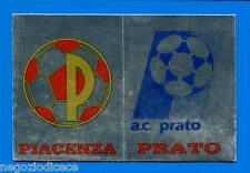 CALCIATORI PANINI 1985-86 Figurina-Sticker n. 538 -PIACENZA-PRATO SCUDETTO-New