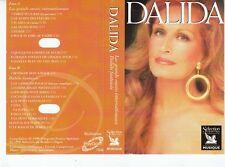 K 7 AUDIO (TAPE)  DALIDA *LES GRANDS SUCCES INTERNATIONAUX / DALIDA FANTAISIE*
