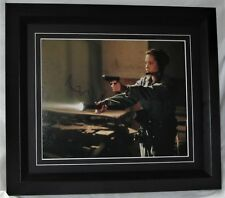 ANGELINA JOLIE SIGNED Nice action shot authentic guaranteed  4 life AFTAL #199