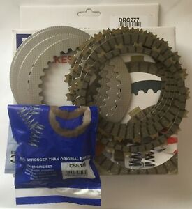 Honda CRF250L / Rally (2013 to 2020) EBC Complete Clutch Rebuild Kit (DRC277)