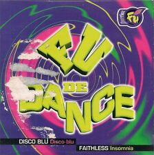 CD SINGLE 2 TITRES--FU DE DANCE--DISCO BLU & FAITHLESS--INSOMNIA--1997