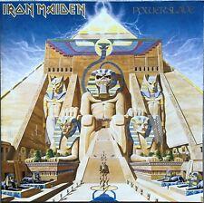 Iron Maiden – Powerslave, Vinyl, 1. PRESS GERMANY 1984, OIS, TOP ZUSTAND