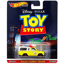 Hot Wheels Retro Entertainment Disney Toy Story Pizza Planet Truck