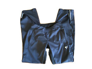 Pearl Izumi Elite Series Pants Size XS Womens No Padding Black Cycle Active