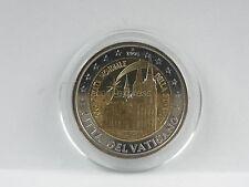 *** 2 EURO Gedenkmünze VATIKAN 2005 XX. Weltjugendtag Köln Vaticano ohne Folder