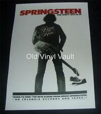 Bruce Springsteen  The Roxy,Hollywood, California 1975 Repro Concert Poster