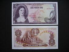Colombia 2 pesos oro 20.7.1977 (p413b) UNC