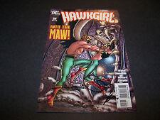 SIGNED WALT SIMONSON HOWARD CHAYKIN HAWKGIRL #55 1 YEAR LATER DC COMICS HAWKMAN
