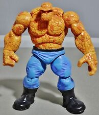 Marvel Universe 2009 THING (BLACK BOOTS) (SERIES 1) - Loose