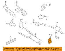 JAGUAR OEM 97-02 XK8 4.0L-V8 Exhaust-Muffler Insulator NJA6790AC