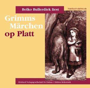 Grimms Märchen op Platt | deutsch | NEU