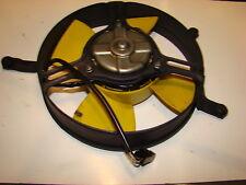 90-94 Alfa Romeo Spider Radiator Cooling Fan Original Alfa