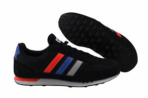Adidas Neo City Racer black1/ligoni/infred Sneaker/Schuhe schwarz F37933