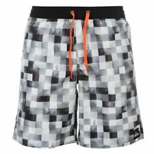 Quiksilver Polyester Checked Swimwear for Men
