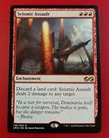 1x Seismic Assault | Ultimate Masters | MTG Magic Cards