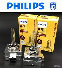 Genuine PHILIPS HID D3S 42403C1 XENON 42V 35W Bulb x 2 Made in Germany #Agtc