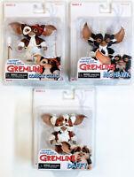 GREMLINS ~ MOGWAI SERIES 2 ACTION FIGURE SET ~ Official NECA Merchandise