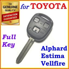 TOYOTA ESTIMA / ALPHARD REMOTE KEY JAPANESE VERSION MCR30 / MCR40 / ANH20