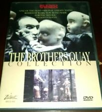 THE BROTHERS QUAY COLLECTION SHORTS 1984-1993 KINO VIDEO DVD