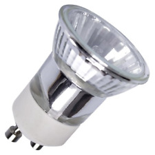 35w Mini Gu10 Halogen Bulbs, Pack of 3
