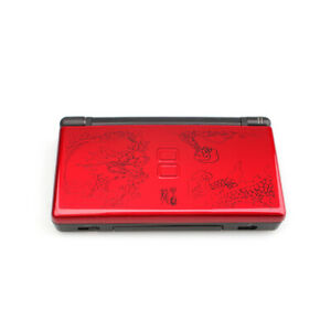 For Nintendo DS Lite System Video Game Refurbished Game Console English Red