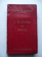 Victor Pauchet et S. Dupret, L'anatomie en poche