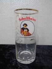GDR XL Beer Glass VEB Salah Kombinat Berlin Vintage around 1970 1 Liter