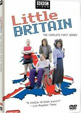 Little Britain - The Complete First Series New DVD
