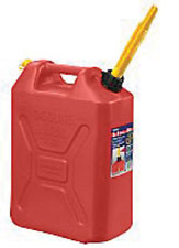 03609 (RV520) - Scepter JERRY CAN Fuel Can Plastic 20L Australian standards appr