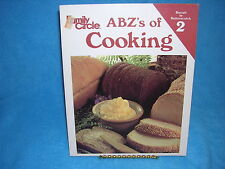 Family Circle ABZ's of Cooking Volume 2 Biscuit to Butterscotch