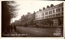 Islington. Roberts' Shop, Upper Street # 1 in Roger's Series.