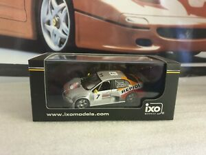 IXO  MODELS - SEAT TOLEDO GT #7 TEST SPA 2003 - 1/43 SCALE MODEL CAR GTM094