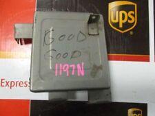 1996 96 Ford Aspire Engine Ecm Control Module B3S1 18 881C B3S118881C