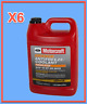 6X Gallon Engine Coolant/Antifreeze Orange Pre-diluted Motorcraft VC3DILB
