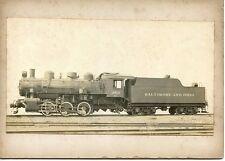 6AA999N RP 1910s? B&O BALTIMORE & OHIO RAILROAD LOCO #353