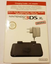 Base de carga+cargador Nintendo 3DS XLNUEVO ORIGINAL COMPATIBLE: 3DS,DSi ,DSi XL