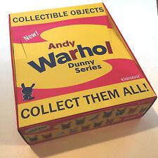 Kidrobot Warhol Dunny Empty Display Case