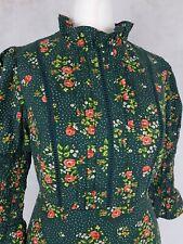 Mini Vestido Laura Ashley Urban Outfitters BNWT Floral Verde XS