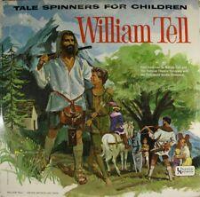 William Tell, Tale Spinners for Children - LP Vinyl Record Album