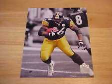 Jerome Bettis In Action Officially LICENSED 8X10 Photo FREE SHIPPING 3/more