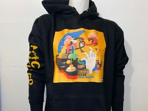 Mac Miller Faces Hoodie - New - S-4XL - Hip Hop - Unisex - FAST SHIPPING!!!